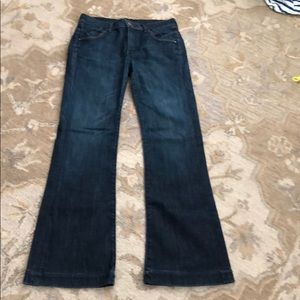 Citizens of Humanity Hutton stretch jean, size 27